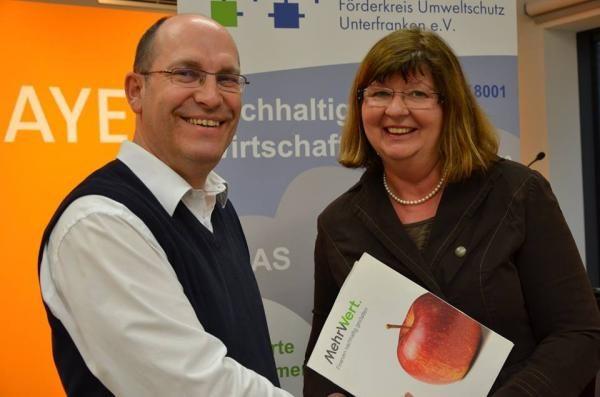 Spende an den Förderkreis Umweltschutz in Unterfranken (FUU) e.V.