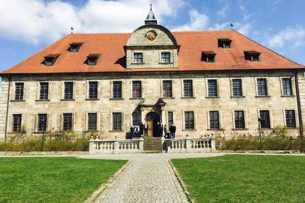MehrWert heute Mittag im Schloss Hemhofen: