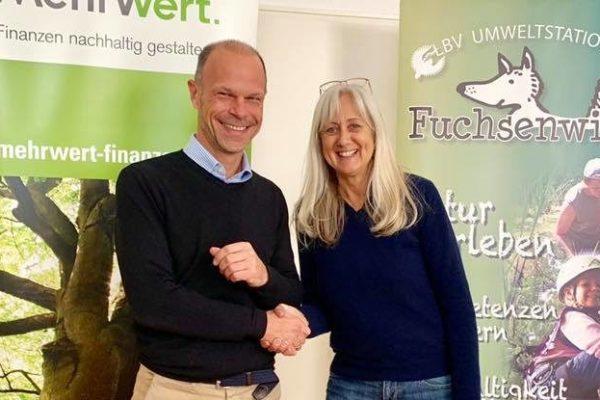 Spende für den Landesbund für Vogelschutz in Bayern e.V (LBV)